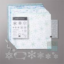 Stampin' Up! - SNOWFLAKE SPLENDOR SUITE COLLECTION (ENGLISH)