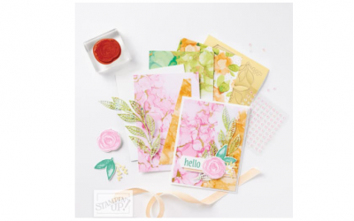 Brand New Stampin' Up! Catalogue